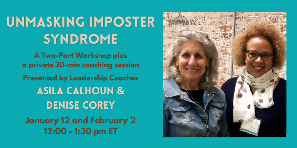 Unmasking Imposter Syndrome